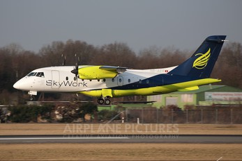 HB-AER - Sky Work Airlines Dornier Do.328