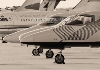 LV-BNR - Private Learjet 35