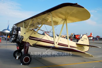 N51RR - Private Boeing Stearman, Kaydet (all models)