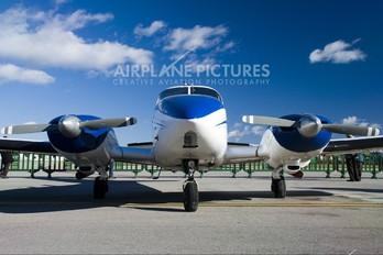 EC-GGF - Aeroclub Barcelona-Sabadell Piper PA-23 Aztec