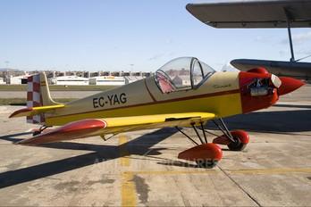 EC-YAG - Private Druine D.31 Turbulent
