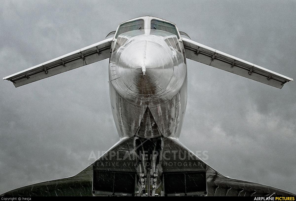Aeroflot CCCP-77115 aircraft at Ramenskoye - Zhukovsky