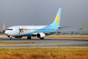 VT-JLJ - Jet Lite India Boeing 737-900ER