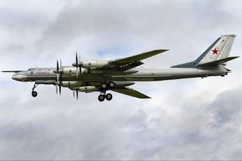 21 - Russia - Air Force Tupolev Tu-95MS