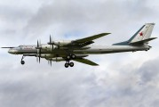 21 - Russia - Air Force Tupolev Tu-95MS aircraft