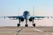 01 - Russia - Air Force Sukhoi Su-34 aircraft
