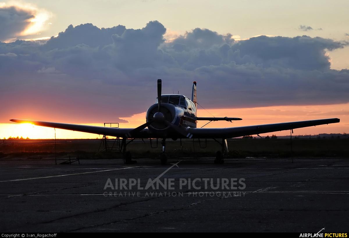 Ulyanovsk Higher Civil Aviation School RA-44307 aircraft at Ulyanovsk - Baratayevka