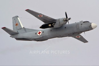 RF-36027 - Russia - Air Force Antonov An-26 (all models)