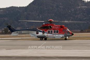 LN-OHW - CHC Norway Eurocopter EC225 Super Puma