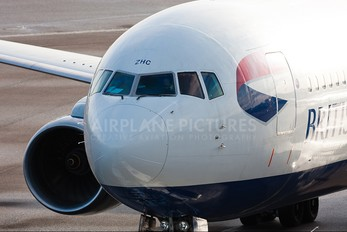 G-BZHC - British Airways Boeing 767-300ER