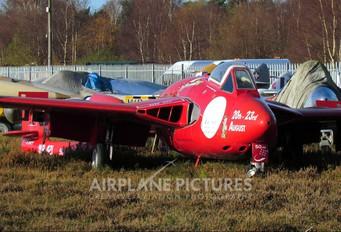 G-DHTT - Private de Havilland DH.112 Venom FB.4