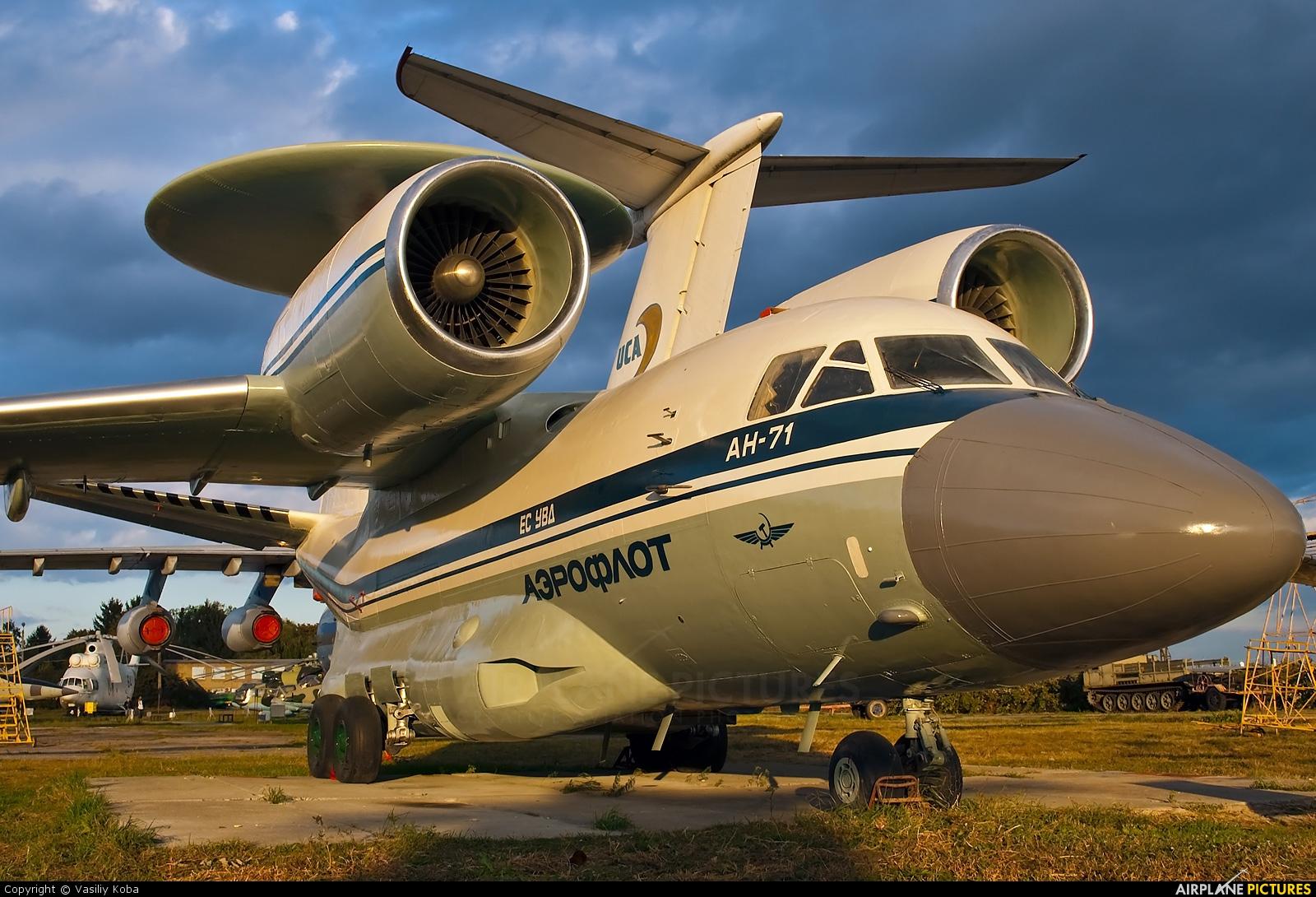 Antonov Airlines /  Design Bureau CCCP-780361 aircraft at Kyiv - Zhulyany
