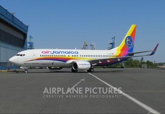 D-ABBH - Air Jamaica Boeing 737-800