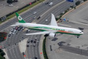 B-16701 - Eva Air Boeing 777-300ER aircraft