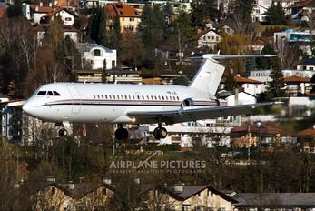 YR-CJL - Mia Airlines BAC 111