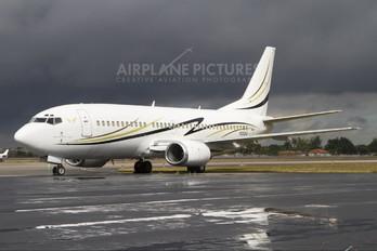 N300VJ - Private Boeing 737-300