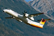 OE-LGF - Tyrolean Airways de Havilland Canada DHC-8-400Q / Bombardier Q400 aircraft