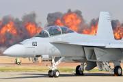 166967 - USA - Navy McDonnell Douglas F/A-18F Super Hornet aircraft
