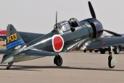 N712Z - American Airpower Heritage Museum (CAF) Mitsubishi A6M3 Zero aircraft
