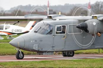 ZH537 - British Army Britten-Norman BN-2T Islander CC.2B