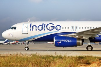 VT-INC - IndiGo Airbus A320