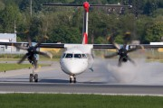 OE-LGE - Austrian Airlines/Arrows/Tyrolean de Havilland Canada DHC-8-400Q Dash 8 aircraft