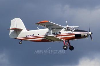 UR-AAR - Private Antonov An-3T