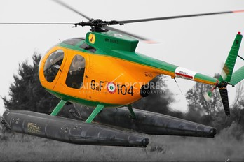 MM81062 - Italy - Guardia di Finanza Breda Nardi NH500