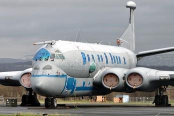 ZJ516 - Royal Air Force British Aerospace Nimrod MRA.4