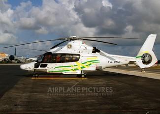 XA-UNA - Private Eurocopter EC155 Dauphin (all models)