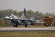 40 - Poland - Air Force Mikoyan-Gurevich MiG-29A aircraft