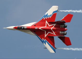 156 - Russia - Air Force Mikoyan-Gurevich MiG-29OVT