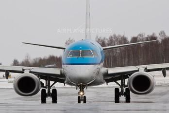 PH-EZL - KLM Cityhopper Embraer ERJ-190 (190-100)