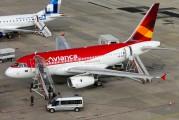 PR-AVK - Avianca Brasil Airbus A318 aircraft