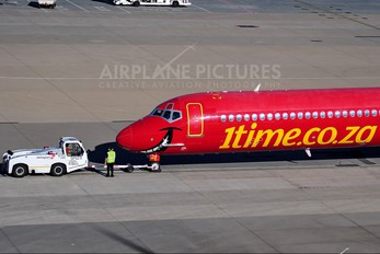 ZS-OPZ - 1Time McDonnell Douglas MD-83