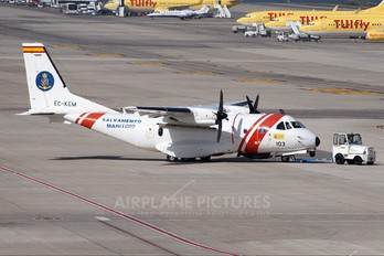 EC-KEM - Spain - Coast Guard Casa CN-235