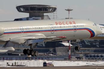 RA-85629 - Rossiya Tupolev Tu-154M