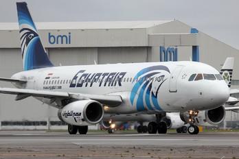SU-GCC - Egyptair Airbus A320