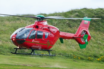 G-WASN - Wales Air Ambulance Eurocopter EC135 (all models)