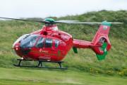 G-WASN - Wales Air Ambulance Eurocopter EC135 (all models) aircraft