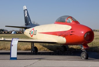MM19685 - Italy - Air Force Canadair CL-13 Sabre (all marks)