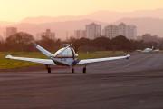 PP-IPM - Private Beechcraft 35 Bonanza V series aircraft
