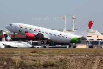 XA-VIA - VivaAerobus Boeing 737-300