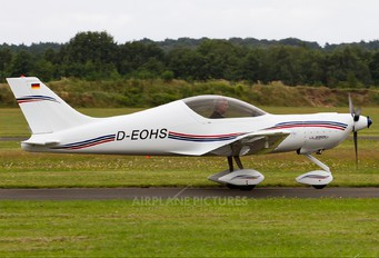 D-EOHS - Private Pulsar Aircraft Super Pulsar 100