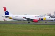 Viva Columbia, latest Airbus A320 title=