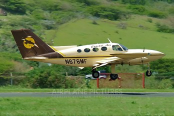N676MF - Coastal Air Cessna 402B Utililiner