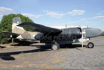 FAS601 - El Salvador - Air Force Douglas A-26 Invader