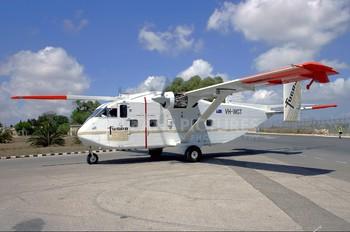 VH-WGT - Fugro Airborne Surveys Short SC.7 Skyvan