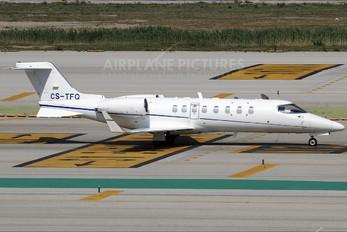 CS-TFQ - Omni Aviaçao e Tecnologia Learjet 45XR