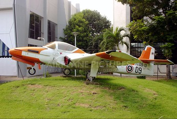F12-09-13 - Thailand - Air Force Cessna T-37C Tweety Bird